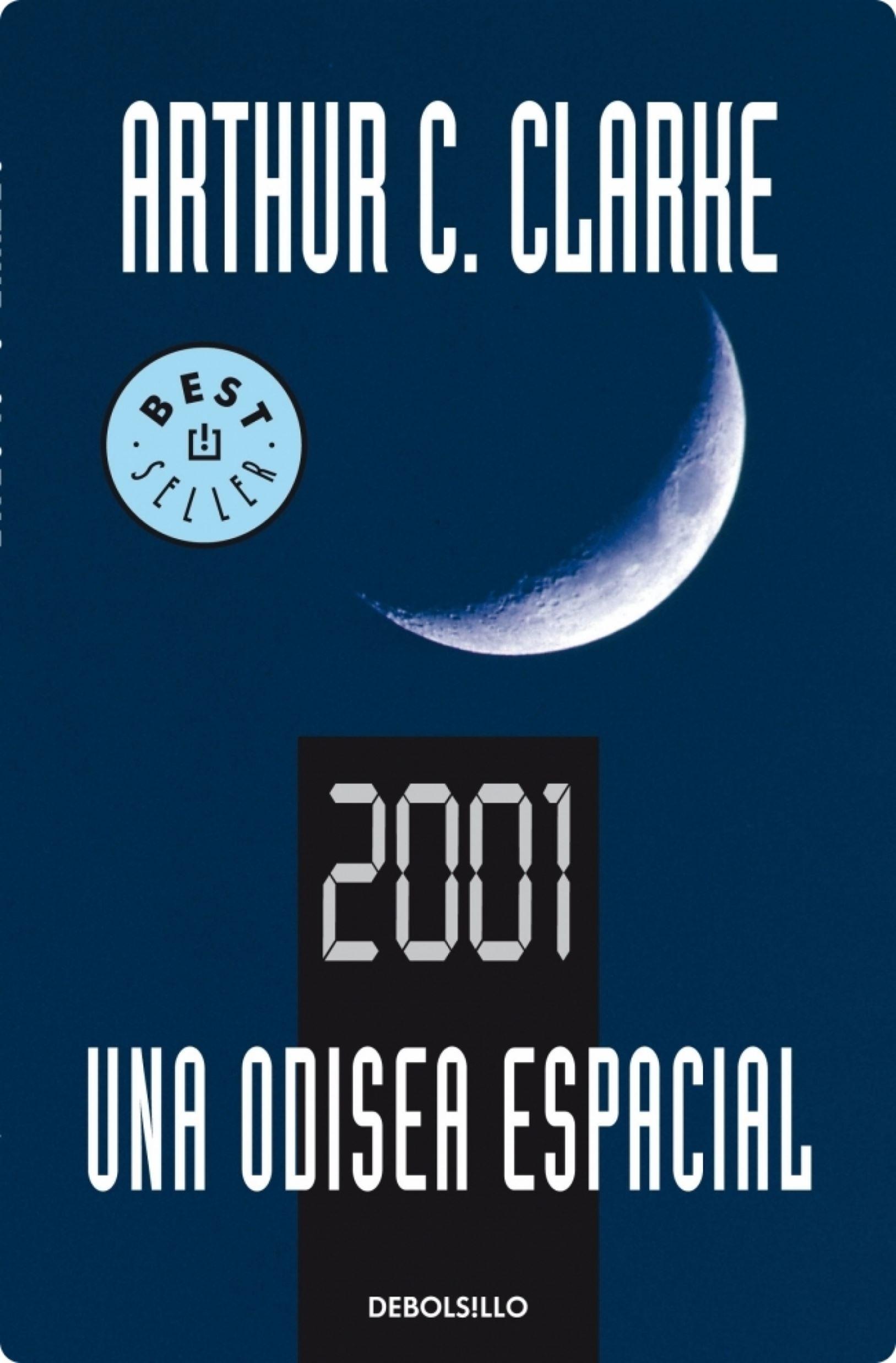 Arthur C. Clarke – 2001: A Space Odyssey (novela de 1968)