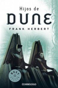 Frank Herbert Hijos de Dune -