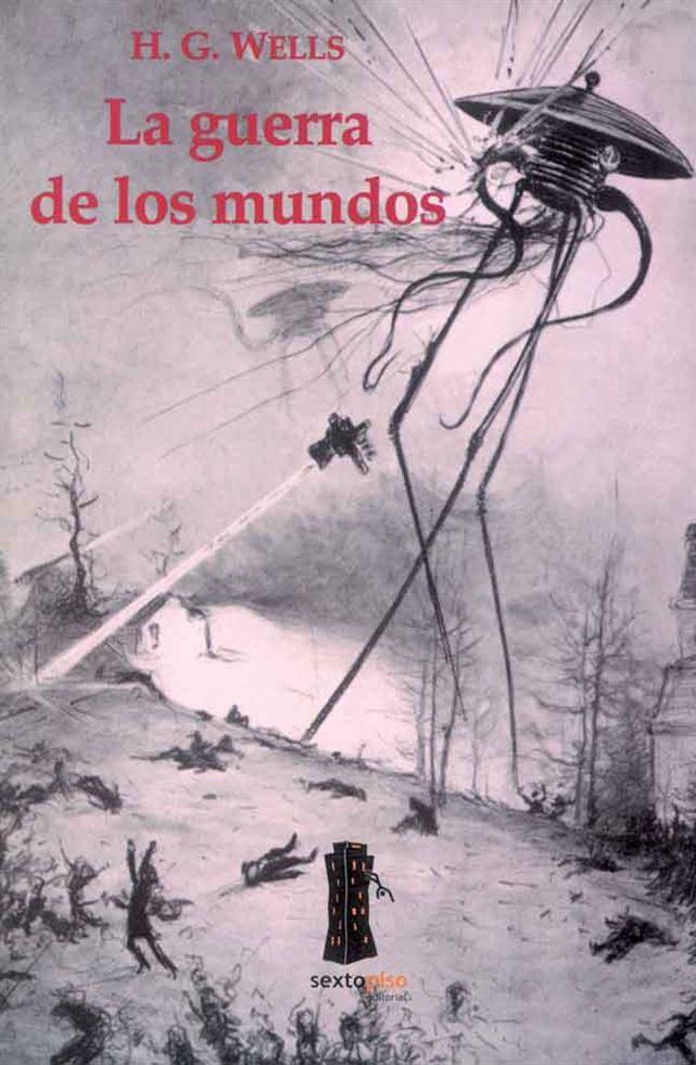 H. G. Wells – La guerra de los mundos