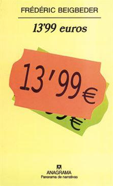 13,99 EUROS – Frederic Beigbeder