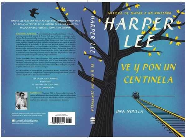 """""""Ve y pon un centinela"""" de Harper Lee"""