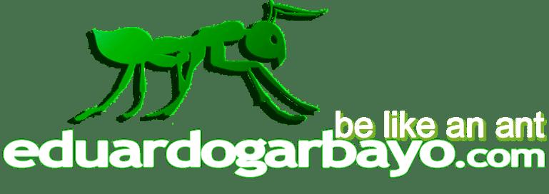 Blog personal de Eduardo Garbayo - Ingeniero, ciclista y lector. La Rioja. web oficial. si, no sirve para nada, pero tengo una.