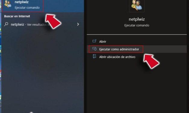 Quitar pin , reconomiciemto, passwords de acceso a windows 10