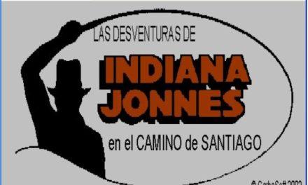 Se cumplen 20 años del juego «Indiana jones en el camino de santiago»