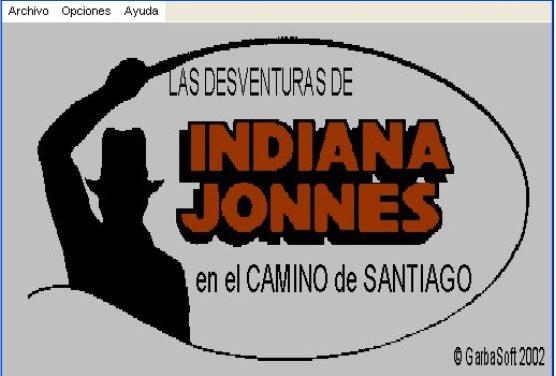 """Se cumplen 20 años del juego """"Indiana jones en el camino de santiago"""""""